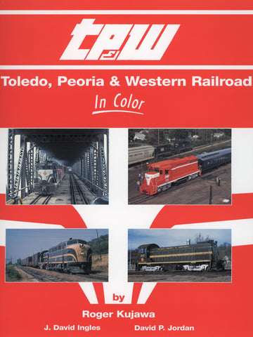 Toledo, Peoria & Western In Color