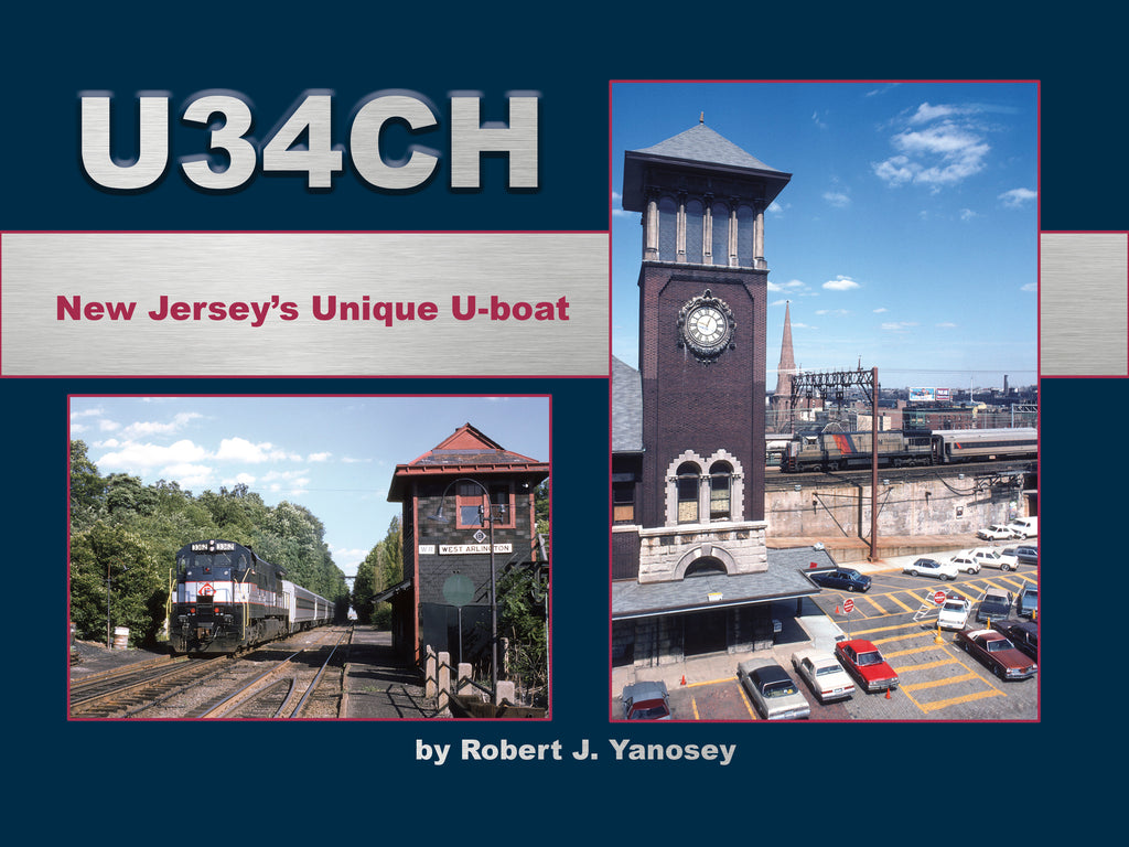 U34CH: New Jersey's Unique U-boat (eBook)