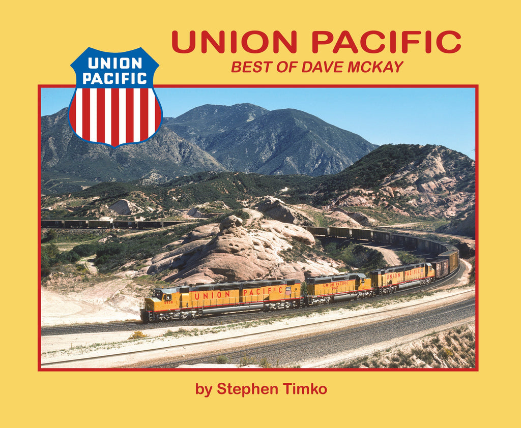 Union Pacific Best of Dave McKay (Softcover)<br><i><small>Available April 1, 2018</small></i>