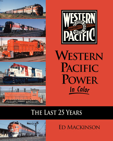 Western Pacific Power In Color