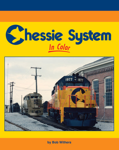 Chessie System In Color