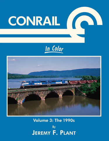 Conrail In Color Volume 3: 1990s
