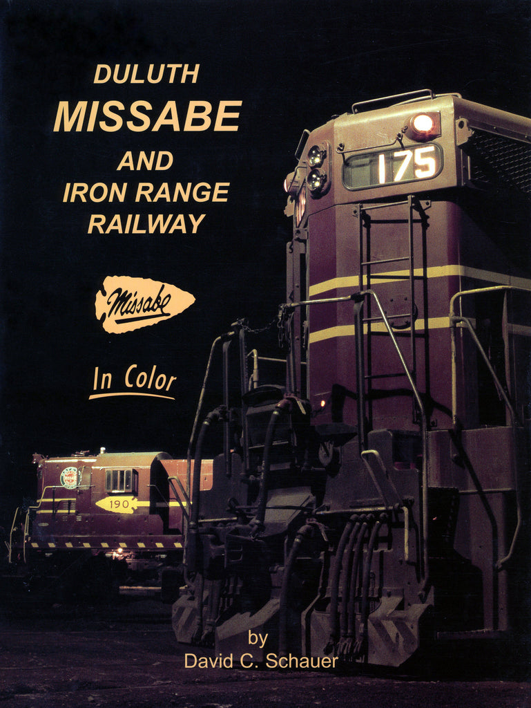 Duluth Missabe and Iron Range Railway In Color