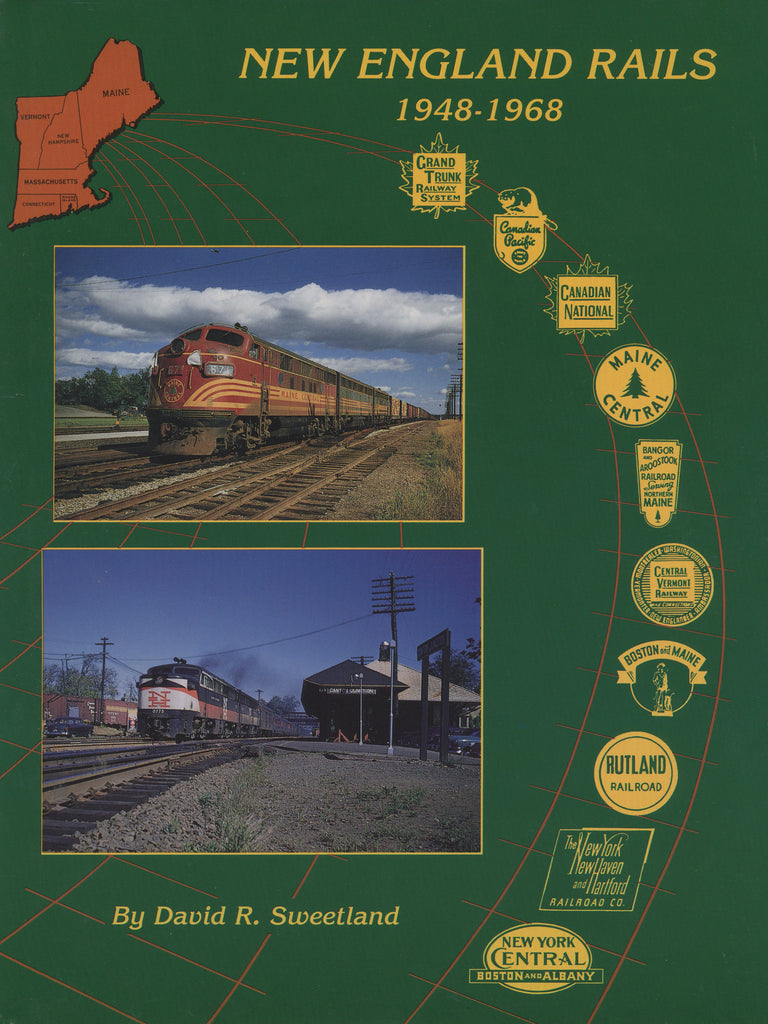 New England Rails 1948-1968