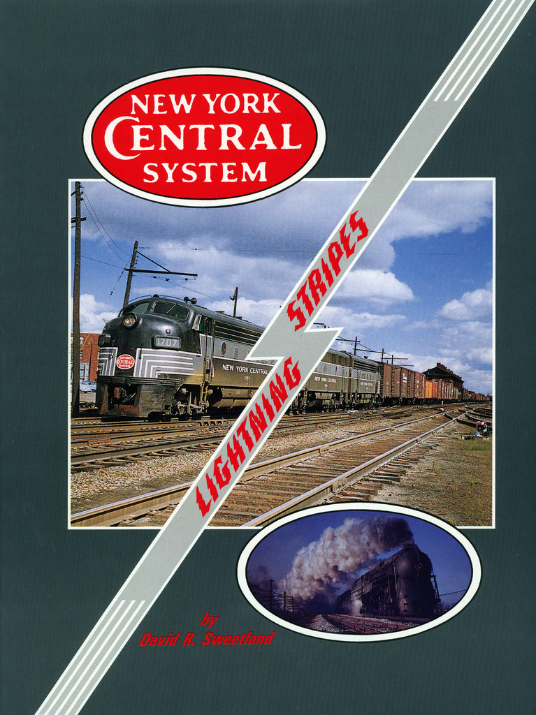 New York Central Lightning Stripes (Volume 1) (Digital Reprint)