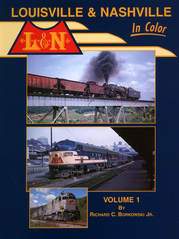 Louisville & Nashville In Color Volume 1 (Digital Reprint)