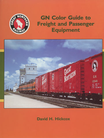 GN Color Guide to Freight and Passenger Equipment