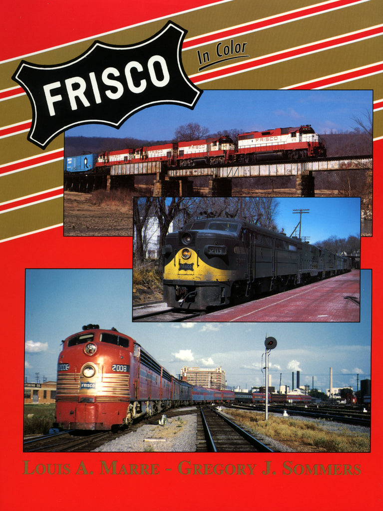 Frisco In Color (Digital Reprint)