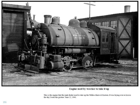 Railfanning the Northeast 1934-1954 with Richard T. Loane Volume 3: Erie, M&E, NYS&W, W-B&E, M&U, L&NE, NYO&W (eBook)