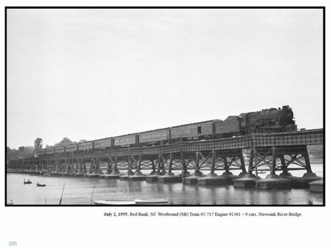 Pennsylvania Railroad The Black-and-White Photography of Frank Kozempel in Southern New Jersey and Eastern Pennsylvania (eBook)