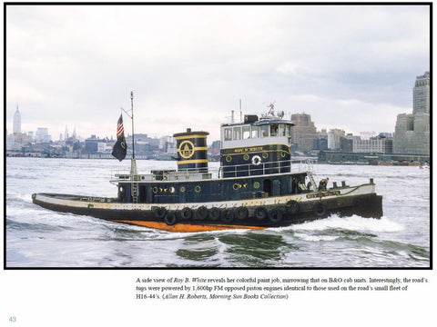 Waterfront Railroads of New York Harbor Volume 1 (eBook)