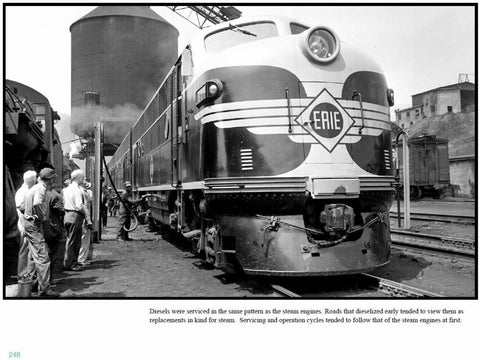 Erie Railroad Official Photography Volume 5: N to Y (eBook)