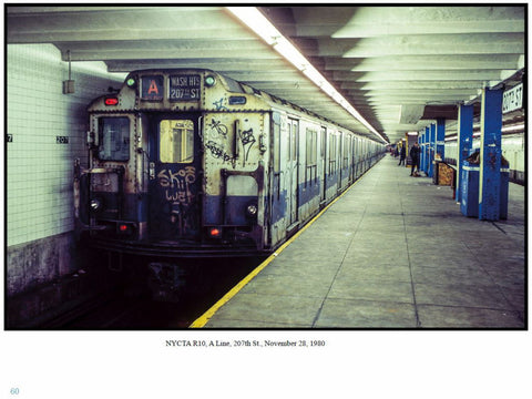 New York City Subways - Best of Matt Herson Volume 3: IND & NYCTA Non-Revenue Equipment  (eBook)