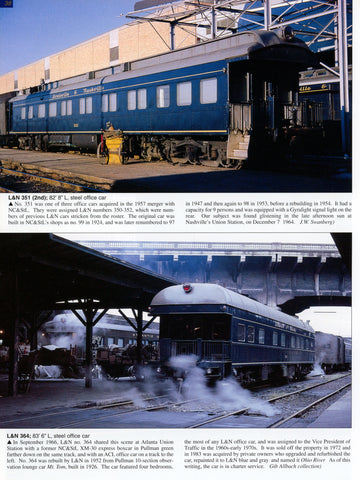 Louisville & Nashville Color Guide to Freight and Passenger Equipment Volume 2 (Digital Reprint)