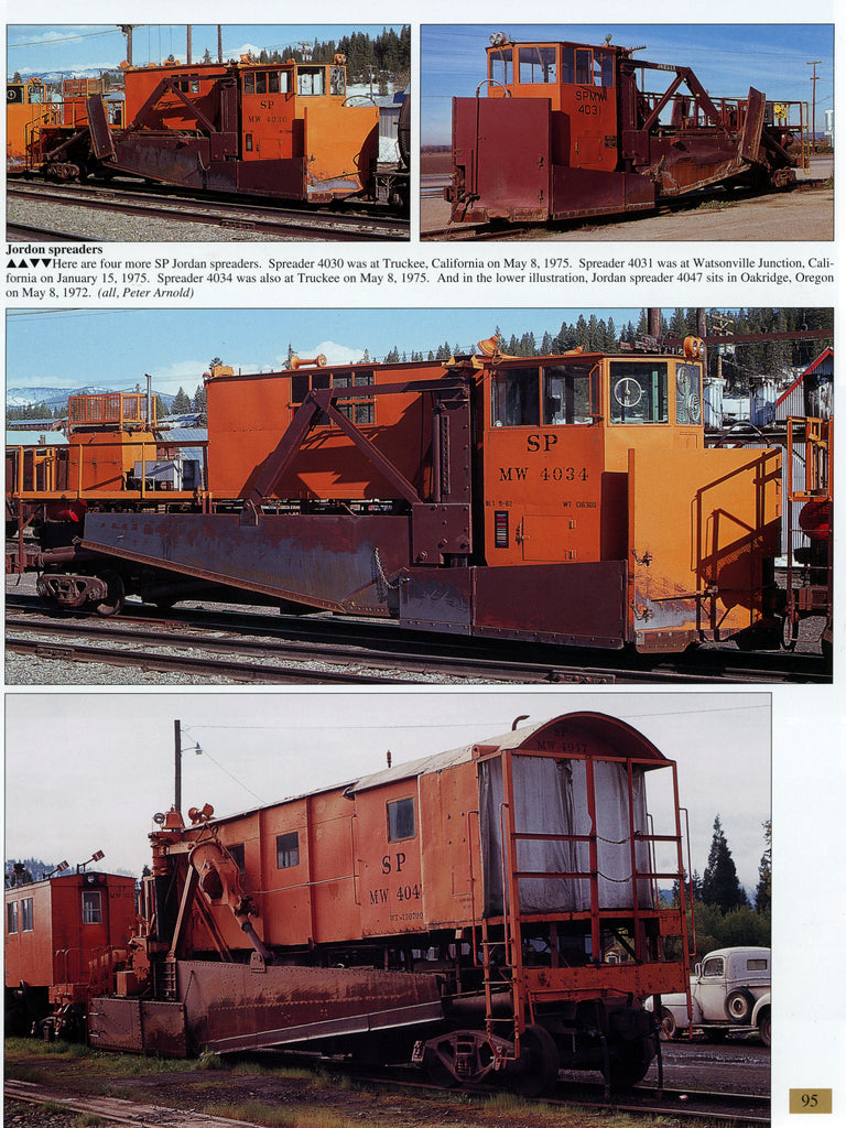 southern pacific color guide to freight and passenger equipment volume morning sun books. Black Bedroom Furniture Sets. Home Design Ideas