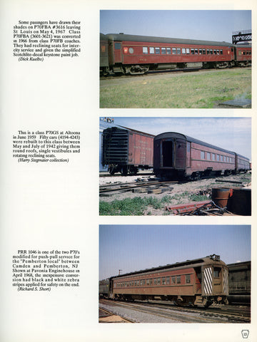 PRR Color Guide to Freight and Passenger Equipment (Digital Reprint)