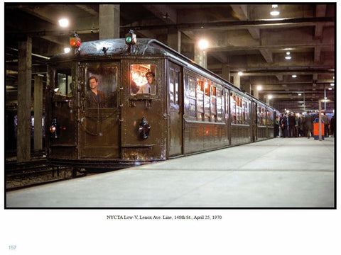 New York City Subways - Best of Matt Herson Volume 2: IRT  (eBook)