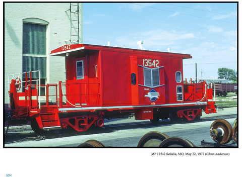 Caboose Color Portfolio Book 2: D-M (eBook)