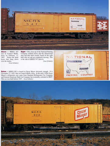 Refrigerator Car Color Guide (Digital Reprint)