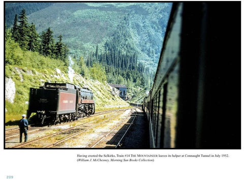 Canadian Pacific Thru the Rockies (eBook)