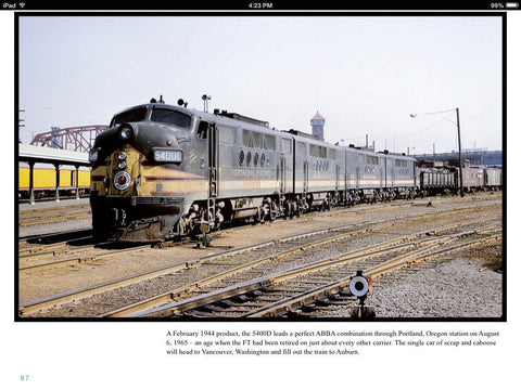 Northern Pacific – A Personal Perspective (eBook)