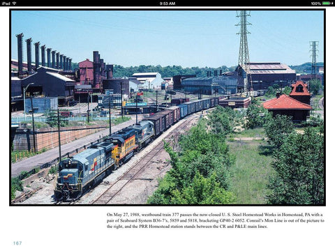 CSX: Five Years of Change in the Rust Belt 1985-1990 (eBook)
