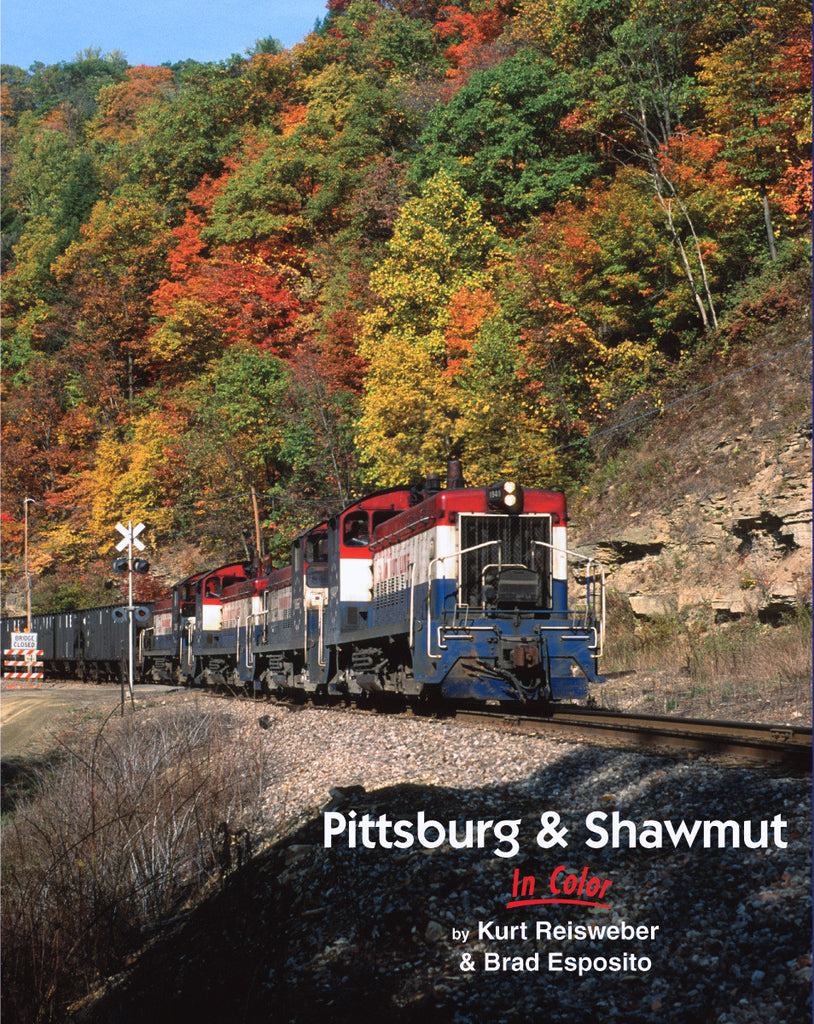 Pittsburg & Shawmut In Color