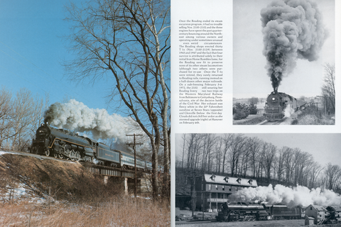 Mainline Steam Revival