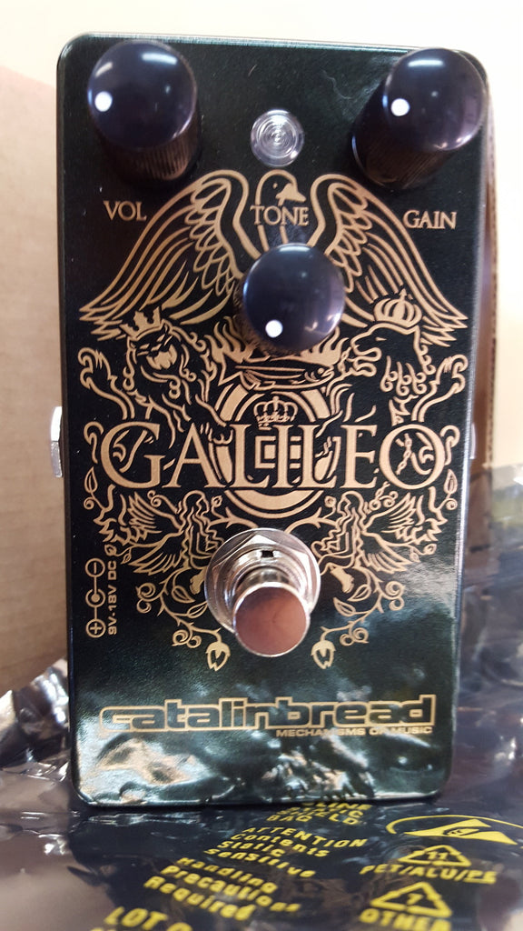Catalinbread Galileo  Black/Gold
