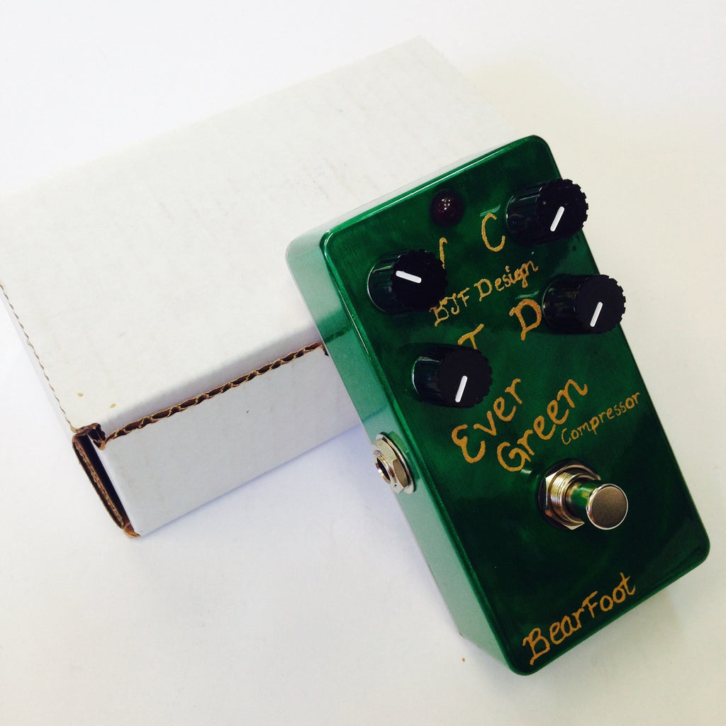 BearFoot FX Ever Green Compressor  Green/yellow