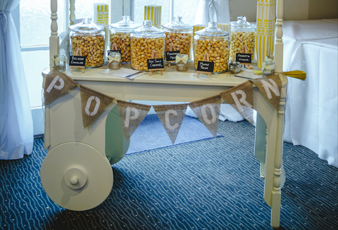 Wedding_Sweet_Table_Cart_Ireland_Luxury_Popcorn_Table