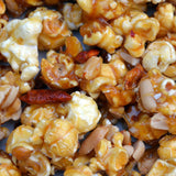 Hot Chilli Peanut Caramel Popcorn - Gourmet Popcorn Cornude Artisan Popcorn Ireland Weddings Events Parties Marketing PR