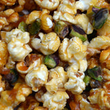 Salted Pistachio Caramel Popcorn - Gourmet Popcorn Cornude Artisan Popcorn Ireland Weddings Events Parties Marketing PR