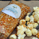 Popcorn Kernels - Unpopped - (Mushroom Grain) - Gourmet Popcorn Cornude Artisan Popcorn Ireland Weddings Events Parties Marketing PR