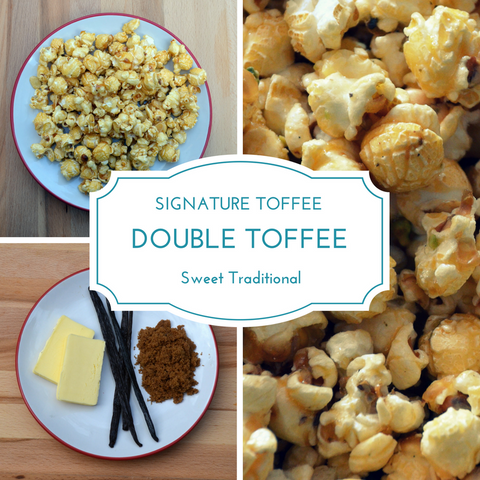 Double Toffee Popcorn