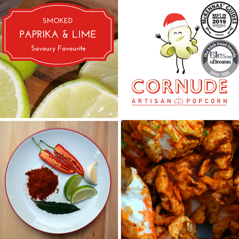 Smoked Paprika & Lime
