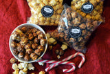 Winter Gift Selection Box - Gourmet Popcorn Cornude Artisan Popcorn Ireland Weddings Events Parties Marketing PR