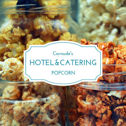 Order gourmet popcorn for you, your friends and family