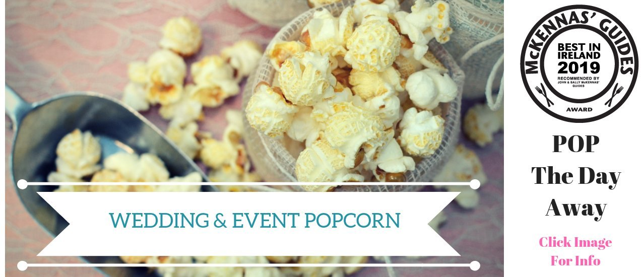 Cornude Wedding Popcorn