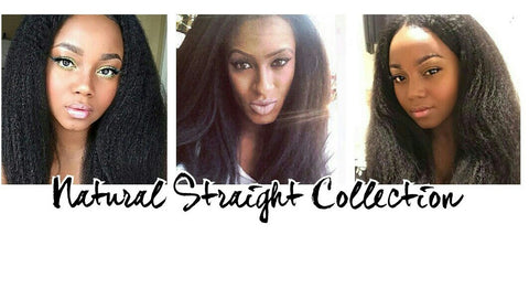 Natural straight collection