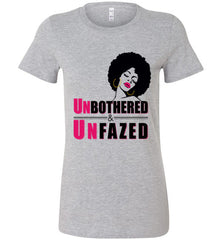 Unbothered T-shirt - La Bella Milan Virgin Hair