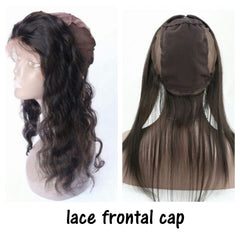 360 lace frontal wig cap - La Bella Milan Virgin Hair  - 2