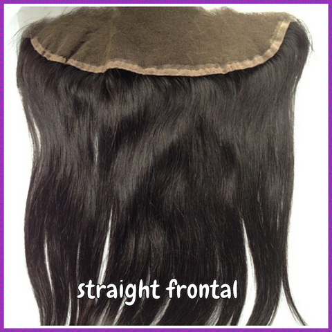 Straight Lace Frontal - La Bella Milan Virgin Hair