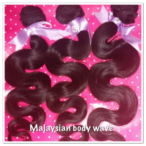 Malaysian Body Wave - La Bella Milan Virgin Hair
