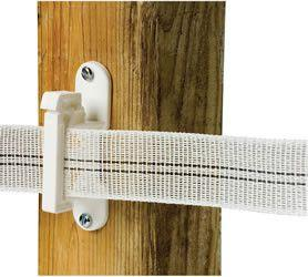 Gallagher | Heavy Duty Wood Post Tape Insulator