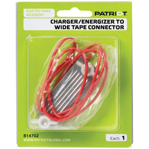 Patriot | Wide Tape to Energizer Connector