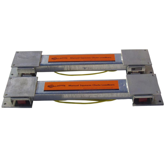 Gallagher | Heavy-Duty Manual Squeeze Chute Loadbars