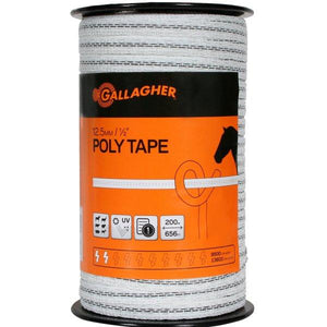 "Gallagher | Poly Tape - 0.5"" Width"