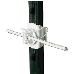 Gallagher | T-Post Wide Jaw Pinlock Insulator