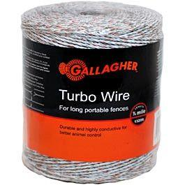 "Gallagher | Turbo Wire - 3/32"" Thick"